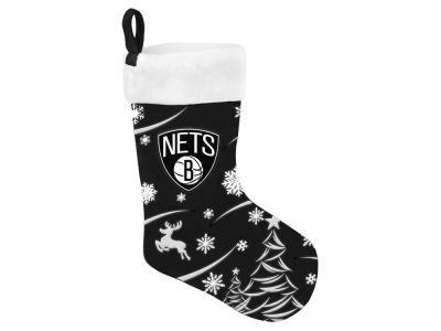 Brooklyn Nets Team Stocking