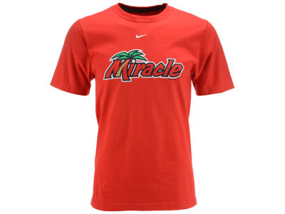 Fort Myers Miracle MiLB All Purpose Wordmark T-Shirt