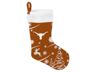 Texas Longhorns Team Stocking