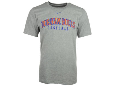 Durham Bulls LTS MiLB All Purpose Arch T-Shirt
