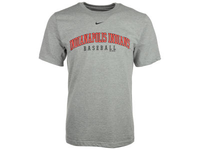 Indianapolis Indians MiLB All Purpose Arch T-Shirt