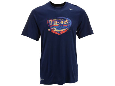 Clearwater Threshers MiLB Logo Legend T-Shirt