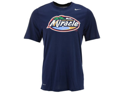 Fort Myers Miracle MiLB Logo Legend T-Shirt