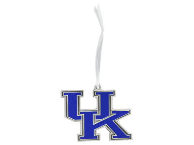 Kentucky Wildcats Pewter Logo Ornament