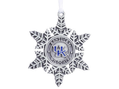 Kentucky Wildcats Snowflake Ornament