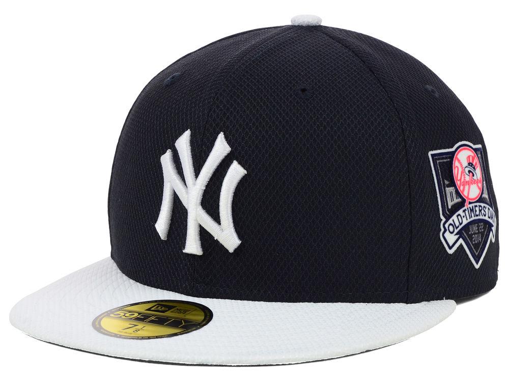 cdf6390a81c New York Yankees New Era MLB 2014 SE On Field XP 59FIFTY Cap