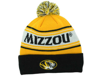 Missouri Tigers Top of the World NCAA Ambient Pom Knit