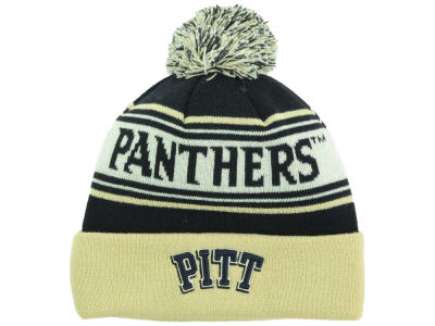 Pittsburgh Panthers Top of the World NCAA Ambient Pom Knit