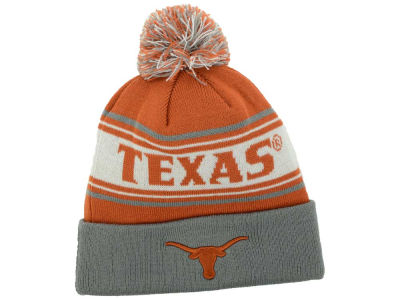 Texas Longhorns Top of the World NCAA Ambient Pom Knit