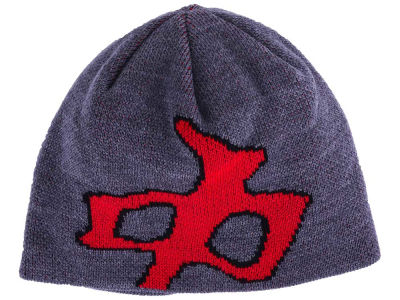 Red Dragon Skate Pixel Toque Knit