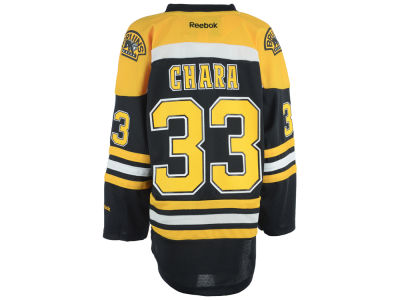 Boston Bruins Zdeno Chara NHL Youth Replica Player Jersey