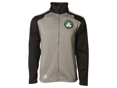 Boston Celtics adidas NBA Men's Tip-Off Full Zip Jacket