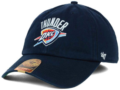 Oklahoma City Thunder '47 NBA Current Logo '47 FRANCHISE Cap