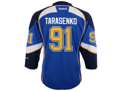 St. Louis Blues Vladimir Tarasenko adidas NHL Youth Replica Player Jersey