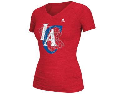 Los Angeles Clippers adidas NBA Women's Hocus Pocus T-Shirt