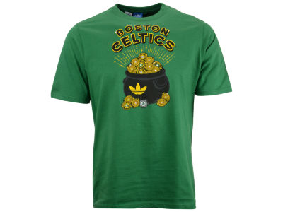 Boston Celtics adidas Originals NBA Men's Pot of Rings T-Shirt