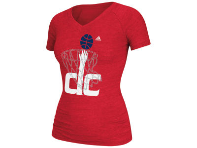 Washington Wizards adidas NBA Women's Hocus Pocus T-Shirt