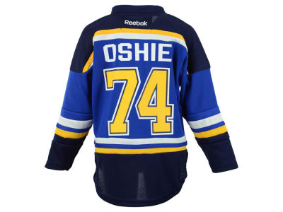 St. Louis Blues TJ Oshie NHL Kids Screen Jersey