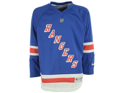 New York Rangers adidas NHL Kids Replica Jersey