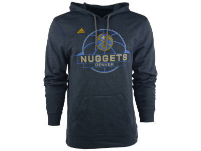 Denver Nuggets adidas NBA Men's Ultimate Banner Hoodie