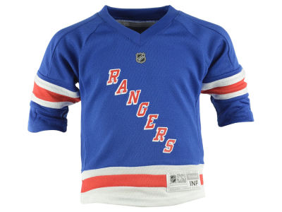 New York Rangers adidas NHL Infant Replica Jersey