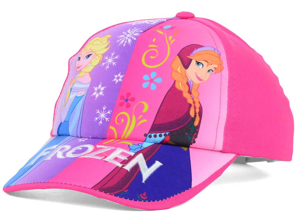 Disney Youth Frozen Elsa   Anna Cap  06fcb39676a