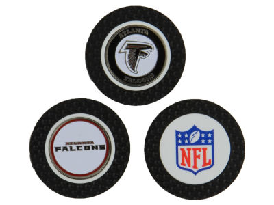 Atlanta Falcons Golf Poker Chip Markers 3 Pack