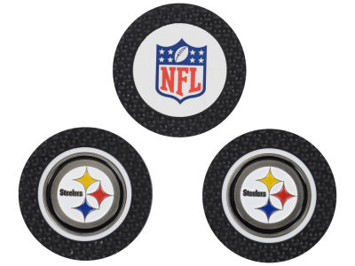 Pittsburgh Steelers Golf Poker Chip Markers 3 Pack