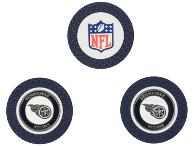 Tennessee Titans Golf Poker Chip Markers 3 Pack