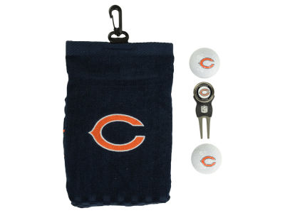 Chicago Bears Golf Towel Gift Set