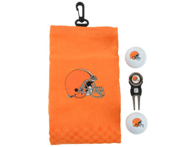 Cleveland Browns Golf Towel Gift Set