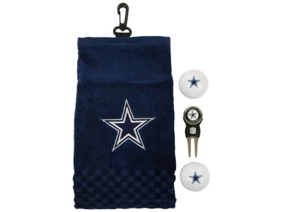 Dallas Cowboys Golf Towel Gift Set