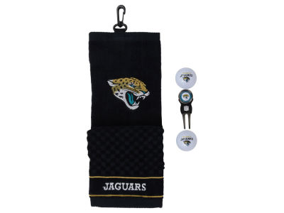 Jacksonville Jaguars Golf Towel Gift Set