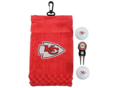 Kansas City Chiefs Golf Towel Gift Set