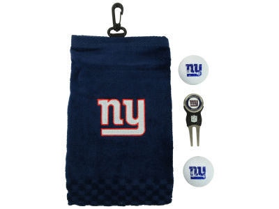 New York Giants Golf Towel Gift Set