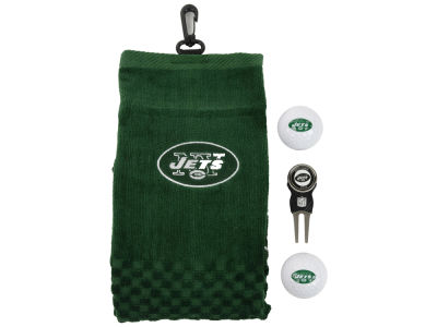 New York Jets Golf Towel Gift Set