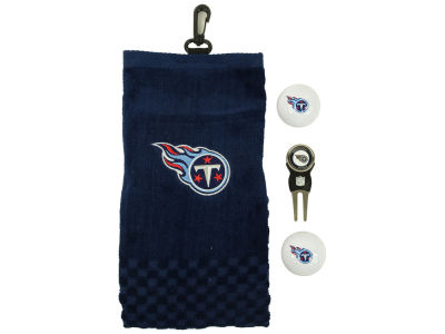 Tennessee Titans Golf Towel Gift Set