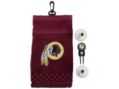 Washington Redskins Golf Towel Gift Set