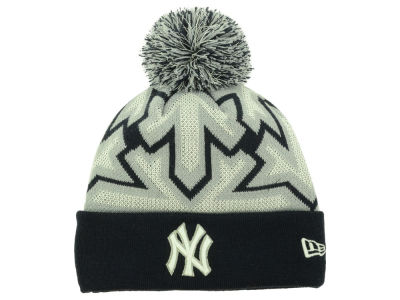 New York Yankees New Era MLB Glowflake Knit