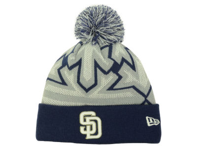 San Diego Padres New Era MLB Glowflake Knit