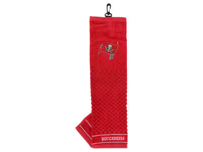 Tampa Bay Buccaneers Trifold Golf Towel