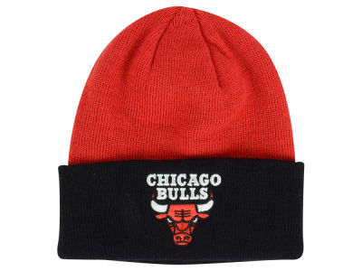 Chicago Bulls adidas NBA 2014 Team Cuff Knit