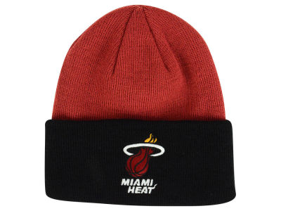 Miami Heat adidas NBA 2014 Team Cuff Knit