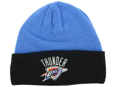 Oklahoma City Thunder adidas NBA 2014 Team Cuff Knit