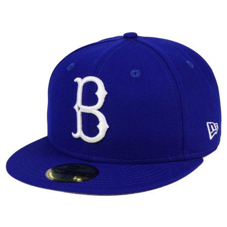 Brooklyn Dodgers New Era MLB Cooperstown 59FIFTY Cap