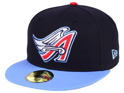 Los Angeles Angels New Era MLB Cooperstown 59FIFTY Cap