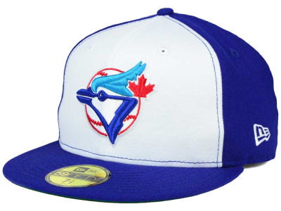 Toronto Blue Jays New Era MLB Cooperstown 59FIFTY Cap