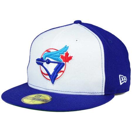 Toronto Blue Jays New Era MLB Cooperstown 59FIFTY Cap