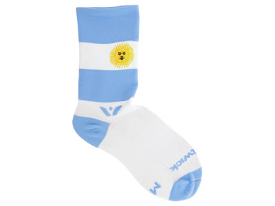 Argentina Flag Swiftwick Socks