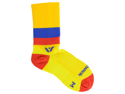 Colombia Flag Swiftwick Socks